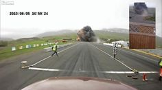 Footage of aircraft crash in Iceland ! One of the occupants is survived !? How could anyone(thing) can survive that ? Decide yourself , Click here to watch http://goo.gl/bVicCY