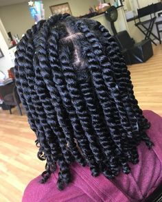 Short Hair Styles For Black Woman Natural Hair Growth Tips, Protective Hairstyles For Natural Hair, Natural Hair Twists, Natural Hair Styles, Natural Twist Hairstyles, Natural Twist Out, Simple Hairstyles, Pretty Hairstyles, Cabello Afro Natural