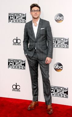 Niall Horan, AMAs, 2016 American Music Awards, Arrivals
