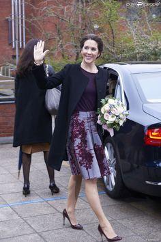 Mary Elizabeth Donaldson, princesse héritière de Danemark,