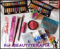 Quer ganhar um Kit Beauty Terapia repleto de produtinhos?