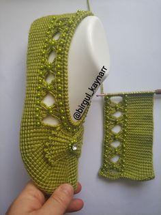Crochet Baby Dress Pattern, Crochet Slipper Pattern, Crochet Motif, Beginner Sewing Patterns, Baby Knitting Patterns, Crochet Patterns, Joining Crochet Squares, Tunisian Crochet Stitches, Easy Crochet Slippers