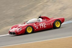 1967 Alfa Romeo T33-2 Maintenance/restoration of old/vintage vehicles: the material for new cogs/casters/gears/pads could be cast polyamide which I (Cast polyamide) can produce. My contact: tatjana.alic@windowslive.com