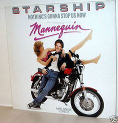 STARSHIP - Nothing s Gonna Stop Us Now *GER 87* 12 MAXI