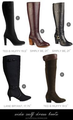 09953696849 101 Best Wide Calf and Plus Size Boots images in 2019 | Plus size ...