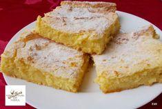 süti tejbegrízből - nem is gondolnád, mi mindenre használhatod! My Recipes, Cake Recipes, Cooking Recipes, Cornbread, Snacks, Baking, Sweet, Ethnic Recipes, Food