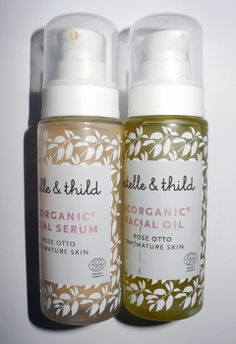Rose Otto Oil and Serum