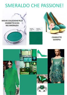 Movie Cosmetics_green!
