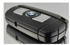 """Evision NEW Night Vision Hidden 720P HD Car Remote Motion Detect Spy Camera DV by Evision. $39.99. Support MicroSD card up to 16GB Use as Webcam on Windows PCs Technical Specification Image Sensor: 1/4"""" high-grade Color CMOS Camera Resolution: 1280x720P AVI Photo: 1600x1200 JPG Motion Activated Recording: Yes Button -ON/OFF ,Photo -Video, Motion-Activated Recording Space -Video: 225MB/3Minutes -Photo: 200KB-1MB/pcs Power -Rechargeable Internal Lithium Ion Batt..."""