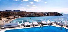 Pietra e Mare Hotel, Mykonos Beachfront Hotel, Luxury Resort, SLH