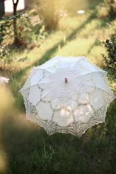 Bridal Ivory Beige Wedding Lace Umbrella Floral Parasol for Wedding Party Decoration Photography Props Bridesmaid Gifts on Etsy, $21.95 AUD
