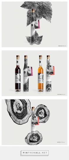 SÄDE Schnapps Packaging by Koor | Fivestar Branding Agency – Design and Branding Agency & Curated Inspiration Gallery