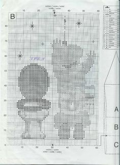 Gallery.ru / Фото #2 - 114.003 - geminiana Embroidery Stitches, Cross Stitch Designs, Crosses, Wraps