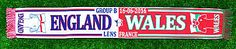#England v wales euro 2016 #france #match day scarf ,  View more on the LINK: http://www.zeppy.io/product/gb/2/201612136276/