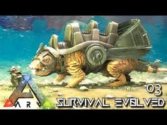 awesome ARK: ABERRATION - NEW CREATURE ROLL RAT TAMING E03 ( GAMEPLAY ARK: SURVIVAL EVOLVED ) !!!