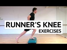 Squat, Runners Knee Pain, Tight Quads, Quad Muscles, How To Strengthen Knees, Quad Stretch, Running Techniques, Knee Exercises, Stretches