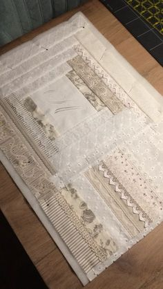 Brocante placemats