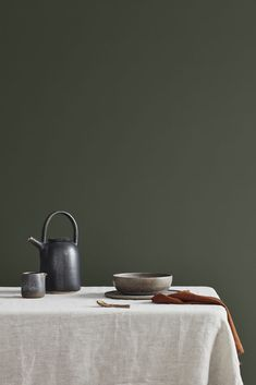 The new Jotun Lady Color Chart 2019 is here and comes in three fantastic new color palettes: Refined, Raw and Calm! Interior Wall Colors, Interior Walls, Best Interior, Interior Styling, Dark Interiors, Colorful Interiors, Nordic Design, E Design, Color Inspiration