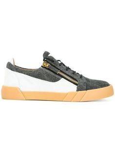 GIUSEPPE ZANOTTI The Shark 5.0 Low-Top Sneakers. #giuseppezanotti #shoes #sneakers