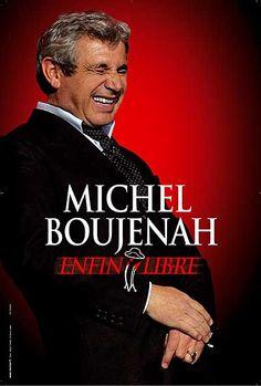Michel Boujenah- Enfin Libre