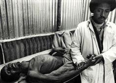 1984: Famine in Ethiopia - MSF starts programmes to treat malnutrition in hunger-stricken regions of Ethiopia. © Sebastião Salgado / Amazonas images