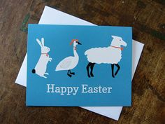 Easter Parade by thebeautifulproject on Etsy
