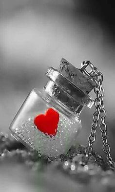 Red Heart Splash in a Bottle Heart Wallpaper, Love Wallpaper, Valentine Crafts, Be My Valentine, Splash Photography, Heart Photography, Color Photography, I Love Heart, Love Spells