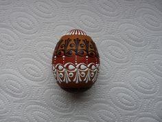Velikonoční kraslice hnědé / Zboží prodejce Maruska5555 | Fler.cz Polish Easter, Egg Tree, Egg Designs, Easter Colors, Egg Decorating, Egg Shells, Easter Eggs, Arts And Crafts, Crafty