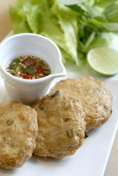 Thai Fish Cakes | Foodie: Your Recipes. Your way.