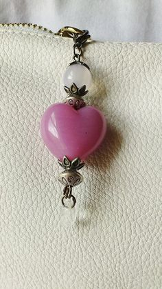 Handmade purse charm / Purse accessory / by CharmsAnTreasures, $16.00