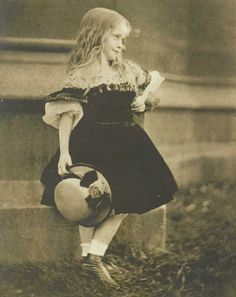 VINTAGE BLOG: Lewis Carroll : Beatrice Henley 1862