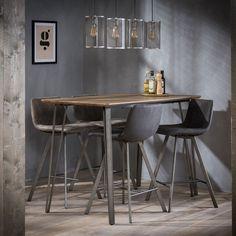 Houten bartafel Lavis Havel | woonkamer | Pinterest | Bar and Interiors