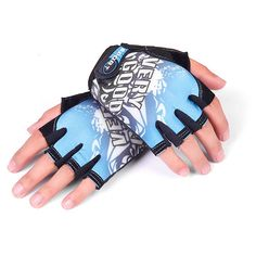 King Star Cycling Gloves Mountain Bike Gloves Racing Bicycle Riding Biking Gloves Half Finger Men Women Work Gloves *** Be sure to check out this awesome product.