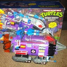 1990 TMNT Mutant Module ! What you know about that?