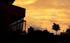 Sky Moment at Barakaldo Samsung Galaxy, Sky, In This Moment, Celestial, Sunset, Outdoor, Fotografia, Heaven, Outdoors