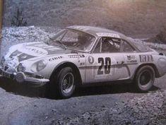 Rallye International des Alpes 1971