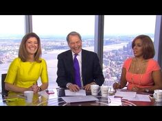 Charlie, Gayle and Norah reflect on historic broadcast from One World Observatory - YouTube
