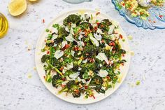 Garlicky, Lemony Roasted Broccoli Recipe on Food52, a recipe on Food52 Roasted Broccoli Recipe, Broccoli Recipes, Roasted Vegetables, Vegetable Recipes, Veggie Dishes, Side Dishes, Vegetable Salads, Vegetable Pizza, Veggies