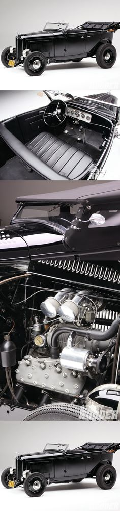 '32 Ford phaeton highboy