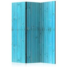 Paraván - The Blue Boards [Room Dividers] 135x172
