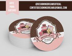 Food Logo Design, Bakery Logo Design, Logo Food, Tag Design, Cafe Logo, Cake Illustration, Bakery Packaging, Flower Background Wallpaper, Bakery Cafe