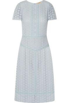 Burberry | Guipure lace dress | NET-A-PORTER.COM