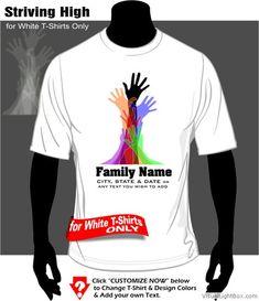 T-Shirt Cafe African American Family Reunion T-Shirt Designs