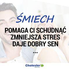 Znacie inne zastosowania śmiechu?  #cholester #zdrowie #humor