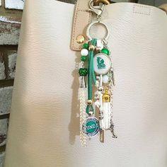 Fighting Sioux purse charm bag tassel UND legacy North