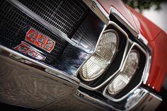 1966 Olds 442 - By Gordon Dean II