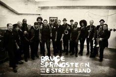 Bruce Springsteen & The E-Street Band⭐️FanArt