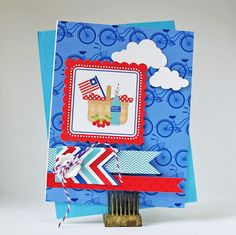Freedom by Kathy Martin for #Doodlebug using Stars and Stripes
