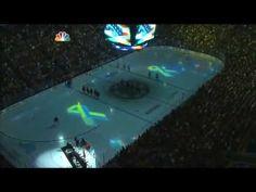 BOSTON STRONG!  Bruins Fans Sing National Anthem After Boston Marathon B...