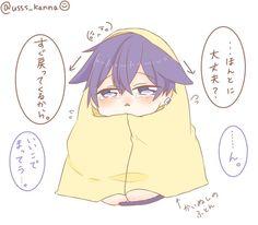 Anime Style, Manga, Neko, Kawaii Anime, Chibi, Drawings, Cute, Rain, Photo Illustration
